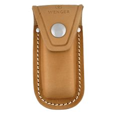 Natural Leather Pouch 89804 Wenger Swiss Army Knife Pouch
