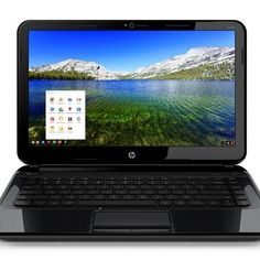Hewlett-Packard has launched its first ever Chrome OS-based laptop: the HP Pavilion 14 Chromebook. $330 ^mj