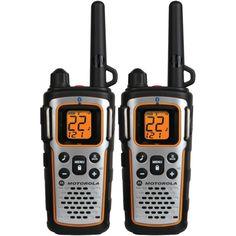Motorola 35-mile Talkabout Bluetooth 2-way Radios #MOTOROLA