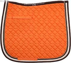 Browns Game Day?? DRESSAGE SADDLE PADS picture