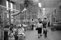 Children's Ward, Edinburgh Royal Infirmary 1989