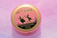 "Bourjois ""Rose d'Or"" Little Round Pot Blusher"