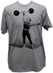 Mens Annex Clothing Strong Man Victorian Steampunk Art Design Print T Shirt