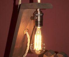 steampunk de la lámpara