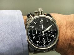 CT Scuderia Master Time - wrist