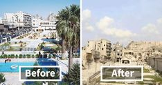10+ Before & After Pics Of Aleppo Reveal What War Did To Syria's Largest City | Bored Panda