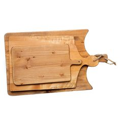 great set of cutting boards