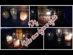 Resultado de imagem para velas decorativas na agua diy