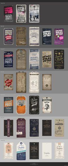 //Denim Labels, labels, labels, lab...