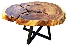 Apple Dining Table -- if i was rich, i would buy this.