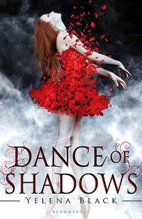 Reseña Dance of Shadows, de Yelena Black. Review of Dance of Shadows by Yelena Black.