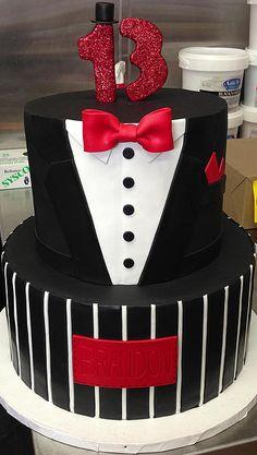 New Easy Cake : Cake Birthday Men Fondant Galleries Ideas - # Ideas . Birthday Cakes For Men, Funny Birthday Cakes, Birthday Desserts, Man Birthday, Birthday Ideas, Fondant Man, Fondant Cakes, Bolo Panda, Cake Design For Men