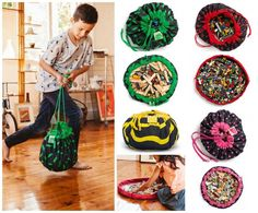 Bitty Brikbags (Sold Individually) - PRE ORDER – The Coffee Apple Coffee Apple, New Print, Boy Or Girl, Presents, Kids Rugs, Dolls, Holiday, Fun, Crafts