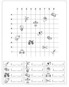 Açıkça belirtilmiş bir başlangıcı ve sonu olan Printable Preschool Worksheets, Kindergarten Math Worksheets, Teaching Math, Maths, Creative Activities For Kids, Math For Kids, Learning Through Play, Kids Learning, Visual Perception Activities