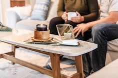 Sometimes a relaxing evening at home (with tea!) is just what you needed mid-week. Hygge, Wood Crafts, Tea, Table, Home Decor, Woodworking Crafts, Interior Design, Woodworking Projects, Home Interior Design