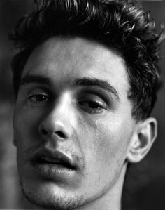 James Franco by Bruce Weber