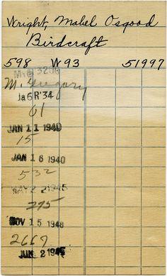 vintage library card, shabby grunge ephemera, printable library card, date due card, junk journal printable