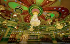 Bolivian Architecture Is Undergoing a Psychedelic Revolution | The Creators Project