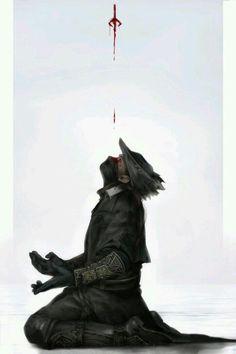 #Bloodborne #art #hunter