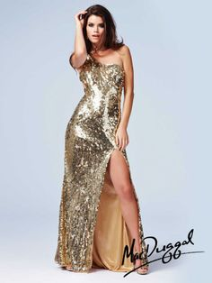 Cassandra Stone by Mac Duggal Style 3995A now in stock at Bri'Zan Couture, www.brizancouture.com