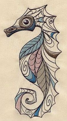 konik morski