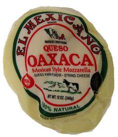 Queso Oaxaca El Mexicano - Mexican Mozzarella Cheese (Pack of 3) $24.95