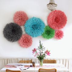 My love for feathered juju hats explodes into inspiration today!