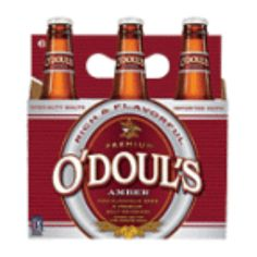 I'm learning all about O'doul's Amber Non-Alcoholic Brew at @Influenster!