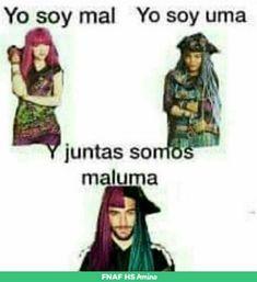:V #fnafhs #memes #maluma #maldescendants #umadescendants