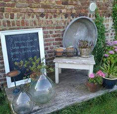 Shabby and Charme: Charme d'antan per una bella casa francese