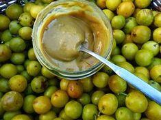 Verboten gut ⚠: Mirabellen ~ Senf mit Verjus