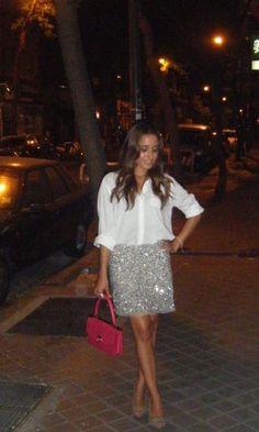 I want that Zara skirt