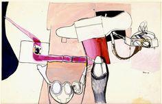 Eva Hesse, American (b. Eva Hesse, Printmaking, Monochrome, Mixed Media, Germany, Artsy, Collage, Sculpture, American