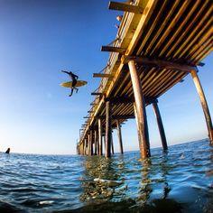 Best way to enter the water - Chris Burkard Sunny Beach, Ocean Beach, Beach Bum, Surfing Destinations, Water Surfing, Summer Dream, Summer 2014, Soul Surfer, Big Waves