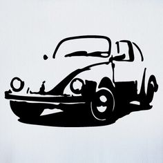 Beetle - would make a great block print