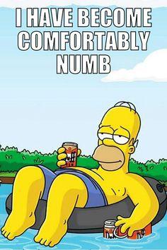 -Ahhhhhhhhh.....comfortably numb