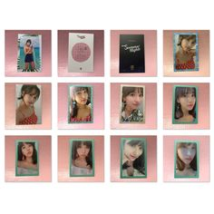 K Pop Music, Summer Nights, Nayeon, I Got This, Photo Cards, Kpop, Girl Group, Photo Wall, Entertaining