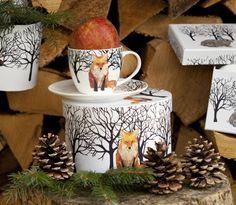 Fuchs, du hast die Gans gestohlen?! #Tassen #Fuchs http://paulineshouse.com/winter-we-are-waiting-for-you/#more-3812