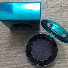 "Mac Colourdrenched Pigment LE Holiday Magic of the Night Holiday Collection Limited Edition Colourdrenched Pigment. Sold out. BRAND NEW. NEVER USED AND NEVER SWATCHED. These pigments were made to be used wet or dry. ""NO TABOOS"" Blackened Blue. Frost. Great color. MAC Cosmetics Makeup Eyeshadow"