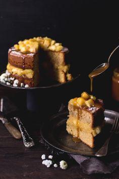 Bon ça y est, je commence à devenir une véritable obsédée des «cakes en hauteur». Les gâteaux plats ne trouvent plus grâce à mes yeux, j'ai envie qu'ils montent,…