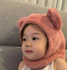 Cute Little Baby Girl, Cute Baby Girl Pictures, Pretty Baby, Little Babies, Cute Babies, Baby Kids, Cute Chinese Baby, Chinese Babies, Korean Babies