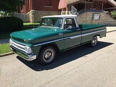 Chevrolet: C-10 1965 chevy c 10 pickup very nice                                                                                                                                                     Plus