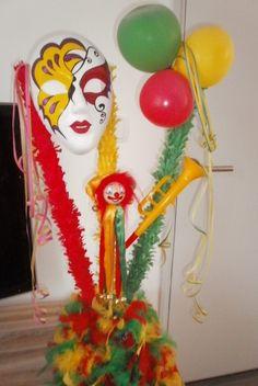 Versiering voor carnaval
