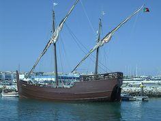 lagos navio antigo -portugal
