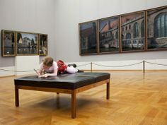 5 Ways to Make Visiting a Museum with Kids Easier