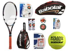 Gear up for the clay with official French Open products. Babolat: the official partner of Roland Garros. #TennisRunsInOurBlood