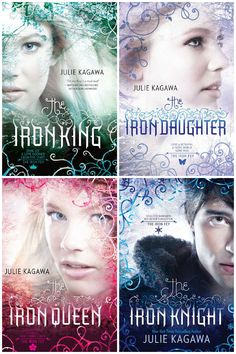 The Iron Fey Series - Julie Kagawa. This was the best series I have ever read. It is a mix of alice in wonderland/ Narnia/ the Lord of the rings. Like a mythical romance. You should definitely read it!