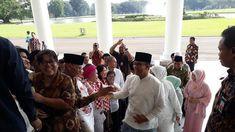 Anies-Sandi Disoraki Warga Di Istana Bogor, Fahri Sebut Warna Mungkin Kangen
