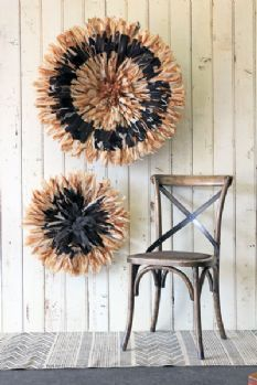 JuJu Hat Feather Wall Hanging