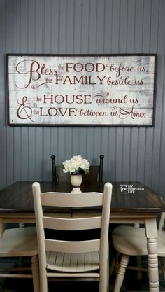 Dining Room Wall Decorating Ideas 16